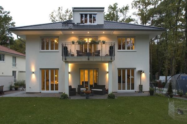 Villa Dahlem einfamilienhaus in potsdam zum verkaufen massiv bauen berlin