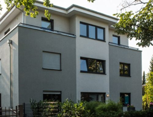 Mehrfamilienhaus Spandau