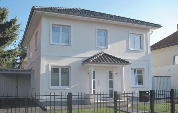 Einfamilienhaus Westend